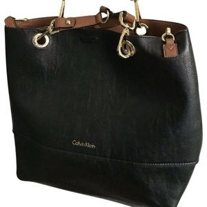 Calvin Klein Monogram Tote-Offer/Bundle to Save